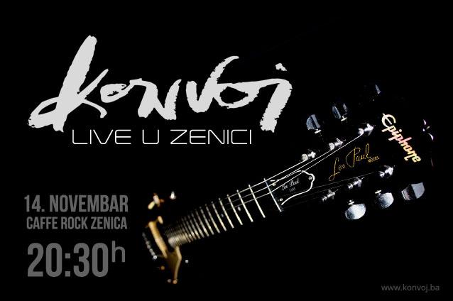 Konvoj live u Zenici